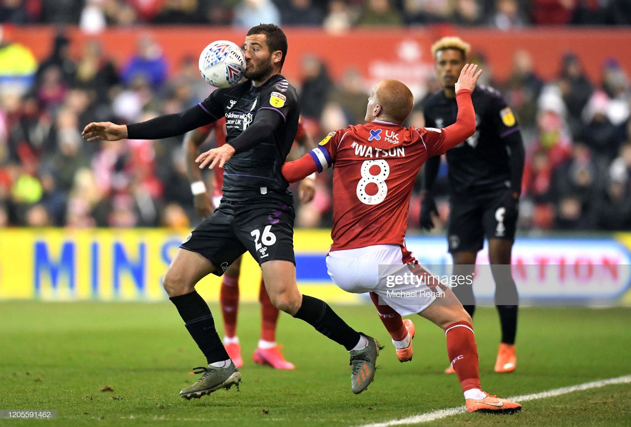 Nottingham Forest 0-1 Charlton Athletic: Hosts stunned after abject display