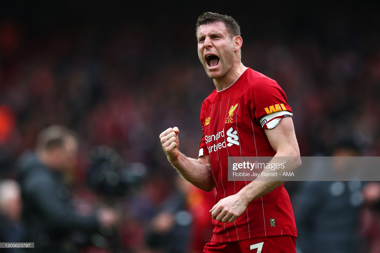 Liverpool 2-1 Bournemouth Warm Down: Reds attune to Milner's pre-match mantra despite VAR controversy