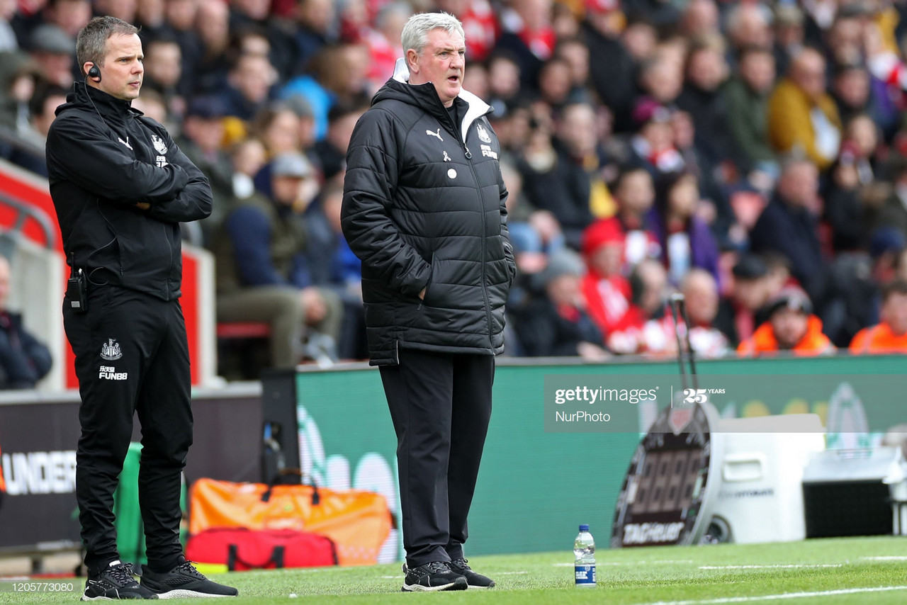 Steve Bruce steadying the ship at Newcastle United has set the club up to go to the next level