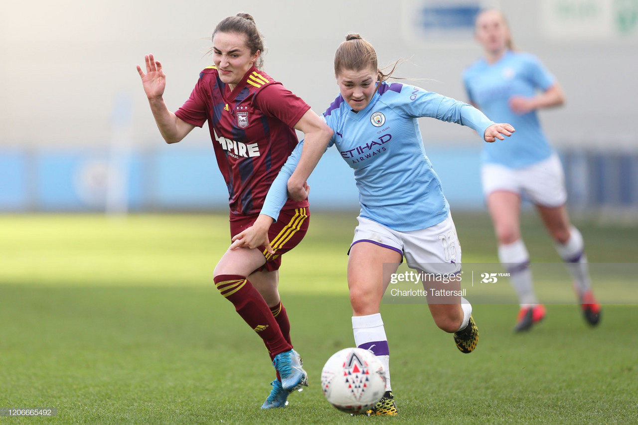 Could Jess Park break into the Manchester City first team?
