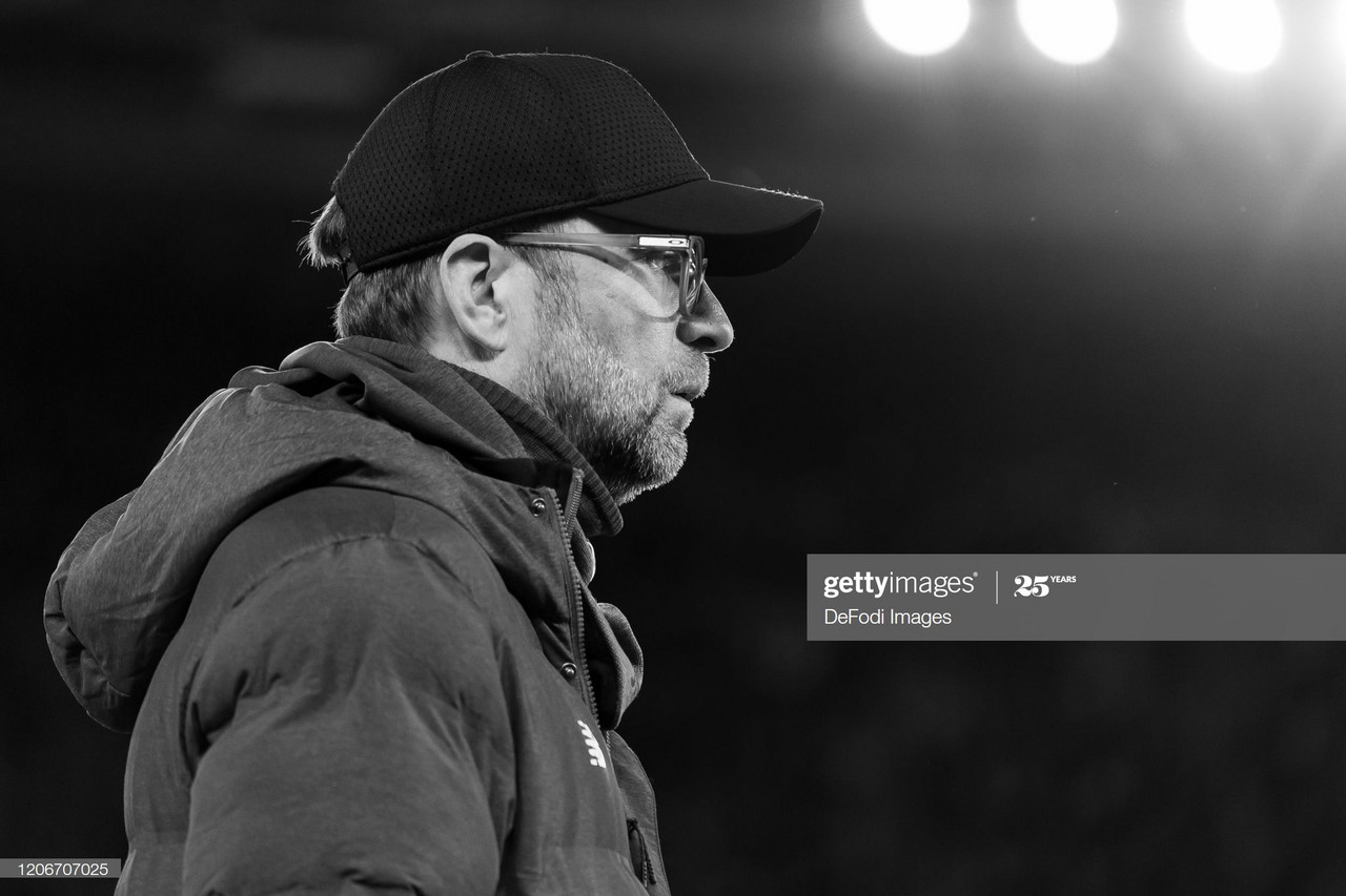 "Pep Ljinders on pursuit for perfection, Klopp and Liverpool's ""three brains"""