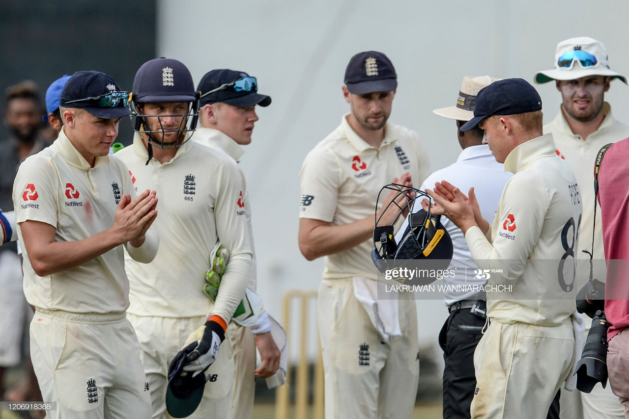 ECB confirm those selected to return to training