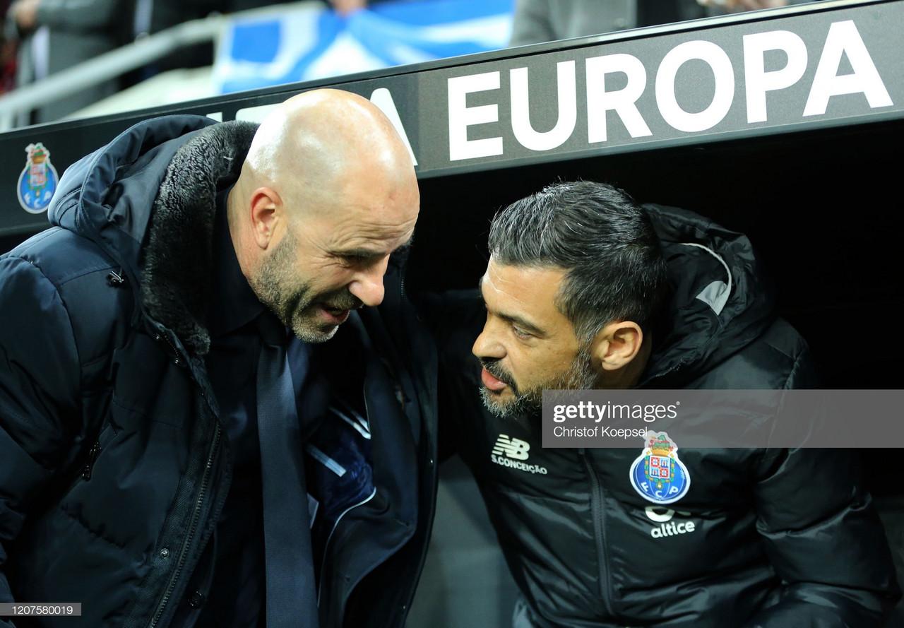 FC Porto perde em Leverkusen mas passagem para próxima fase ainda possível.