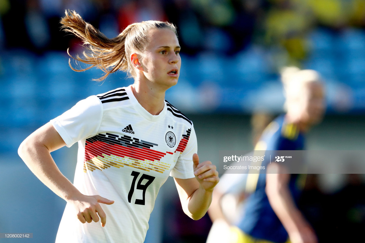 FC Bayern Munich sign Klara Bühl from Freiburg