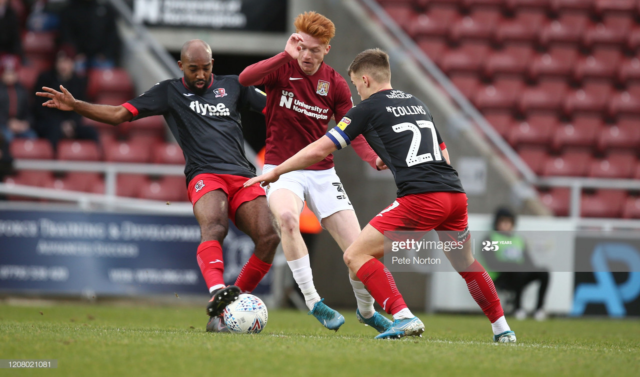 Northampton Town vs Exeter City preview: Comeback kings clash at Wembley