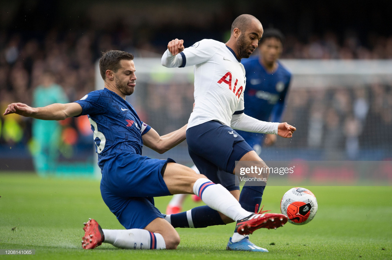 Azpilicueta hails 'perfectly' executed tactics in London derby win
