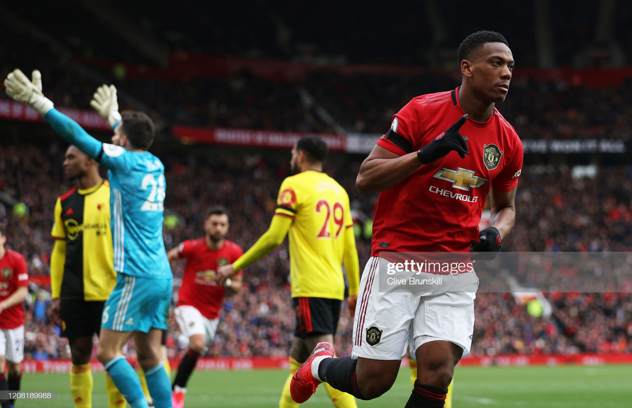 Manchester United vs Watford: Things to look out for