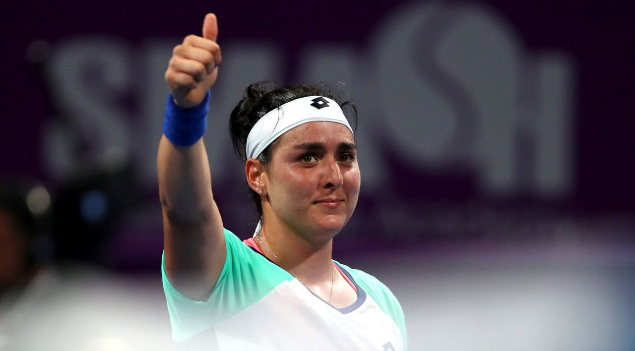 WTA Doha Day 4 wrapup: Jabeur stuns Pliskova; Bencic, Kvitova among seeded players to advance