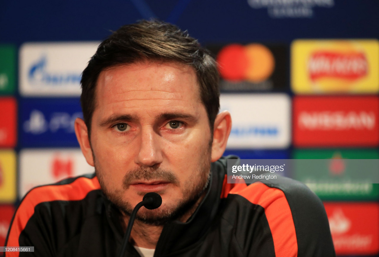 Lampard: We all love an underdog story