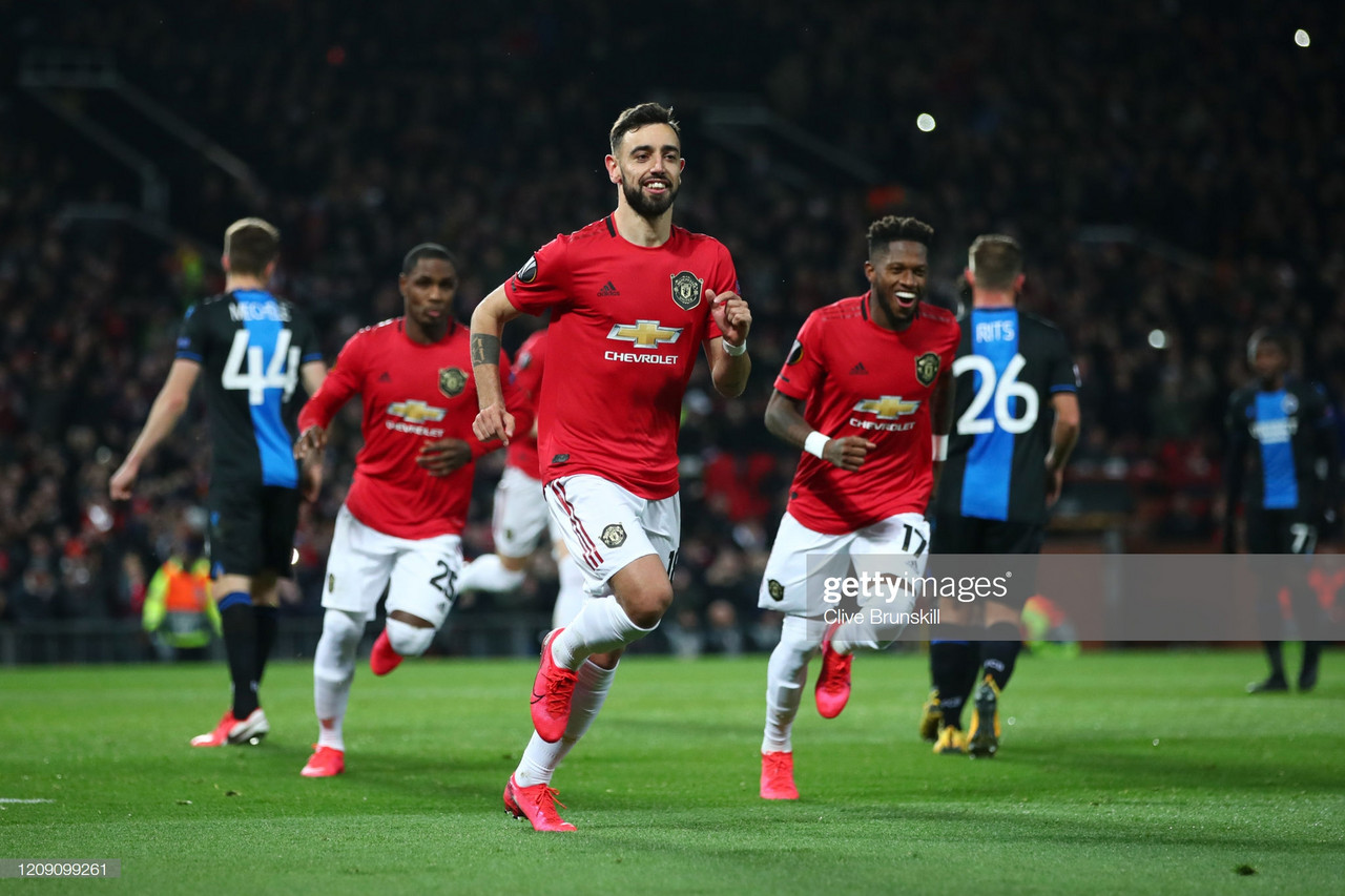 The Warm Down: Manchester United smash Club Brugge to advance in Europa League