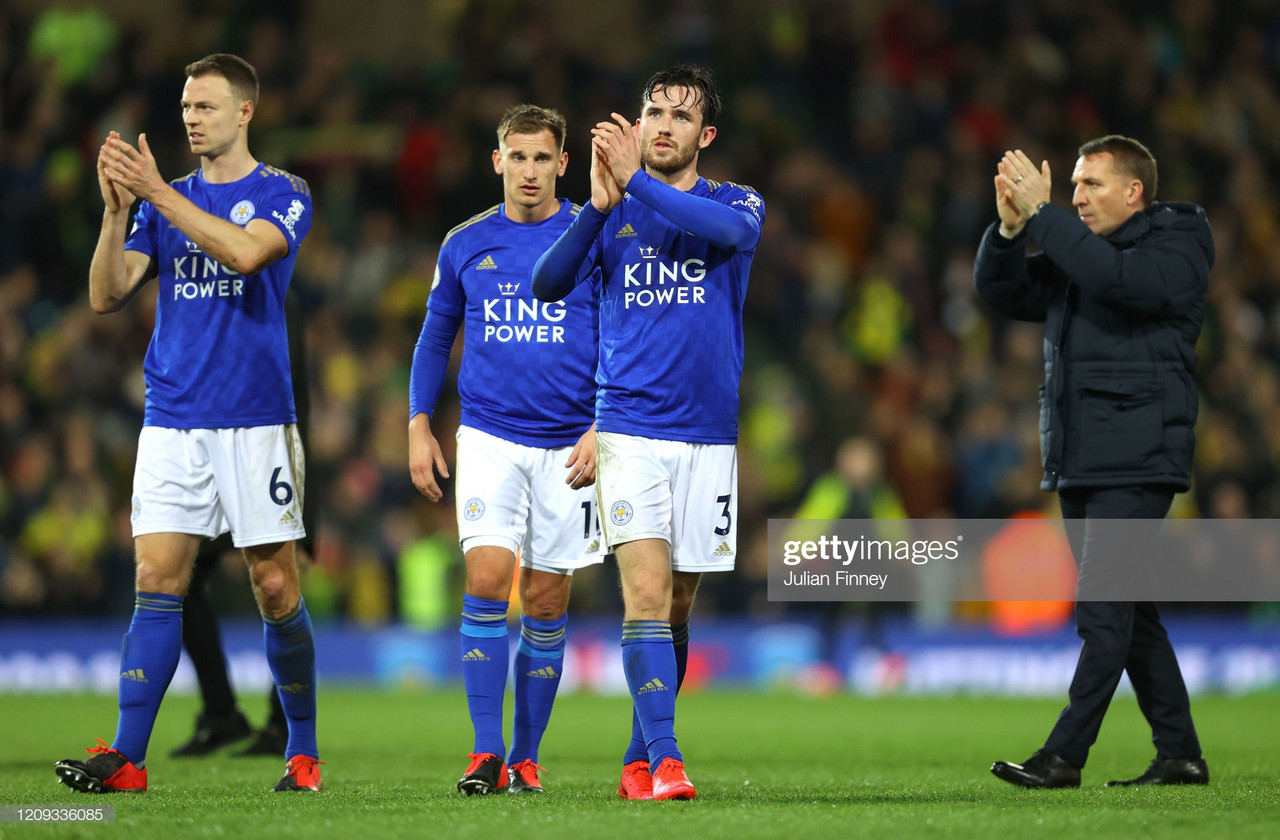 Analysis: How did bottom of the table Norwich beat high-flying Leicester?