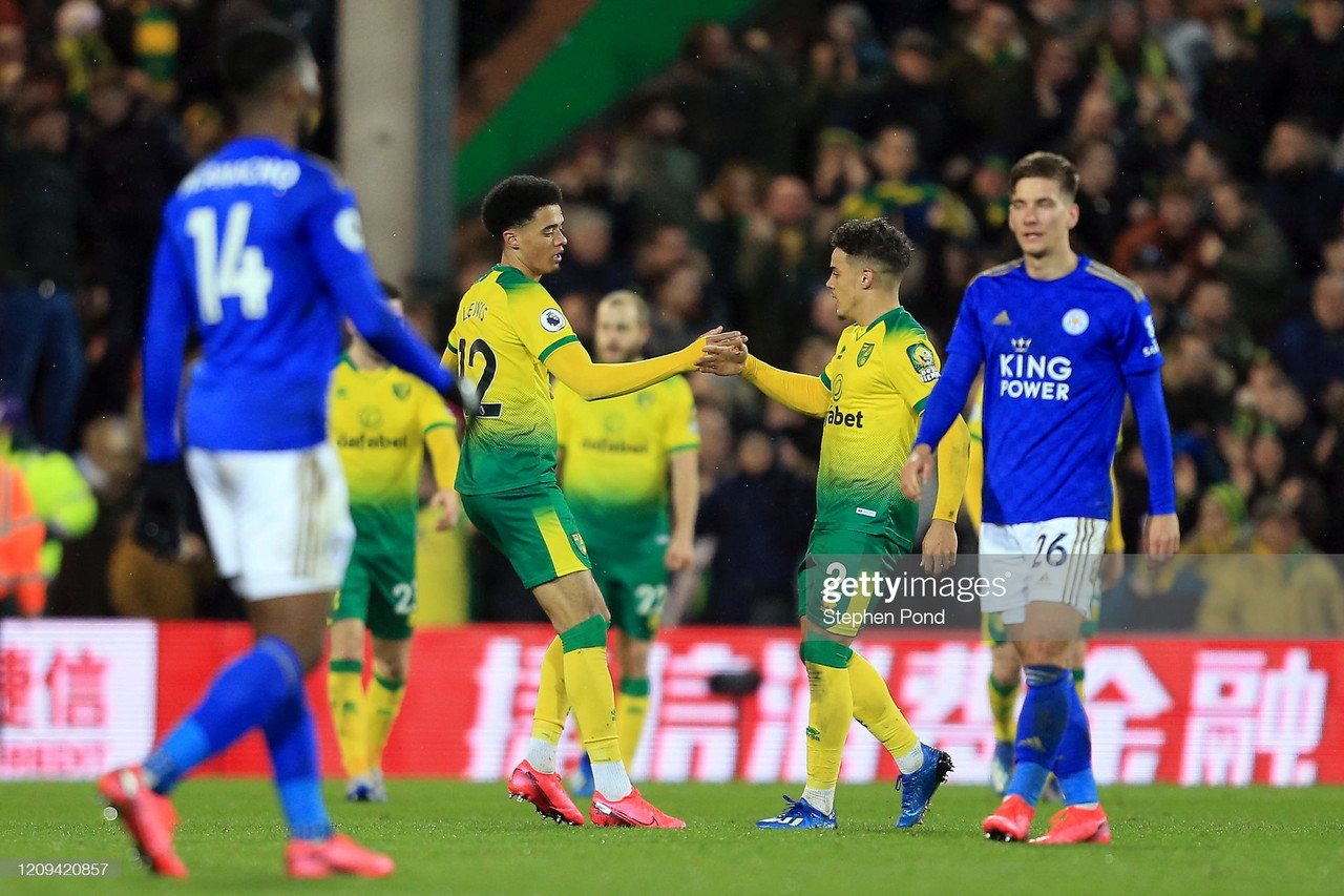 Pre-match Analysis: Norwich City vs Leicester City