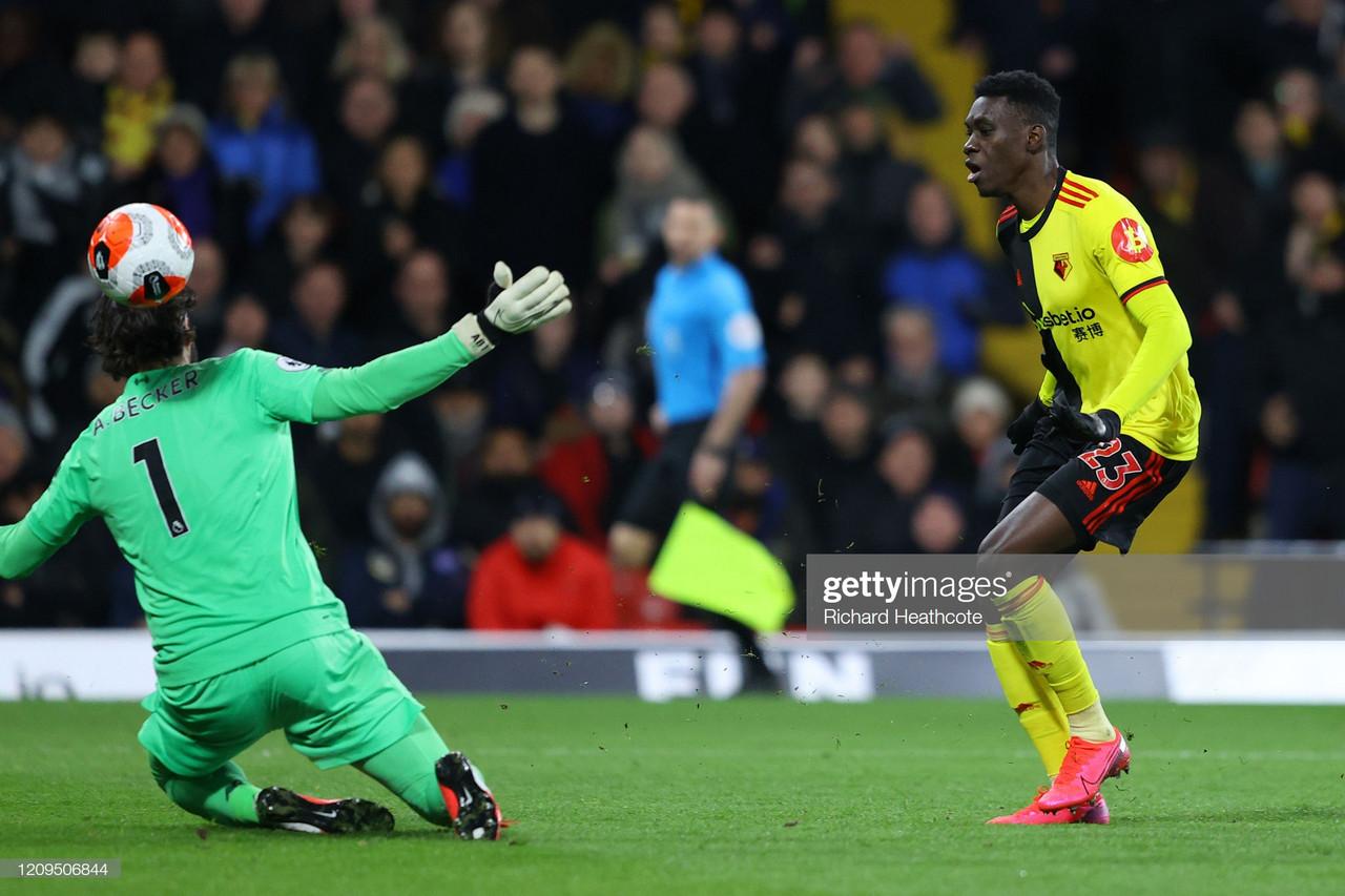 Watford 3-0 Liverpool: Liverpool no longer Invincible