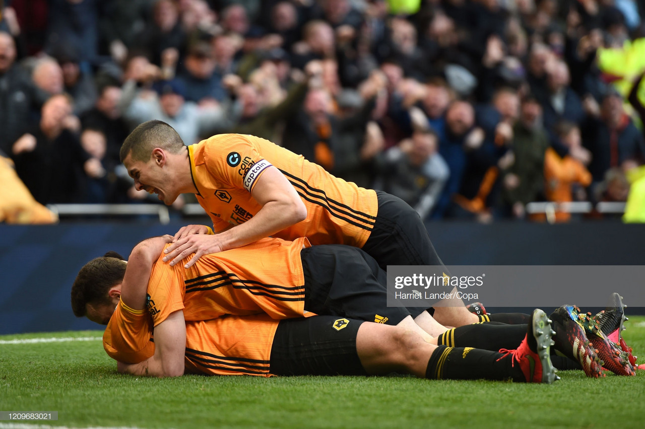 "Nuno Espirito Santo post comeback against Tottenham: ""We were relentless."""