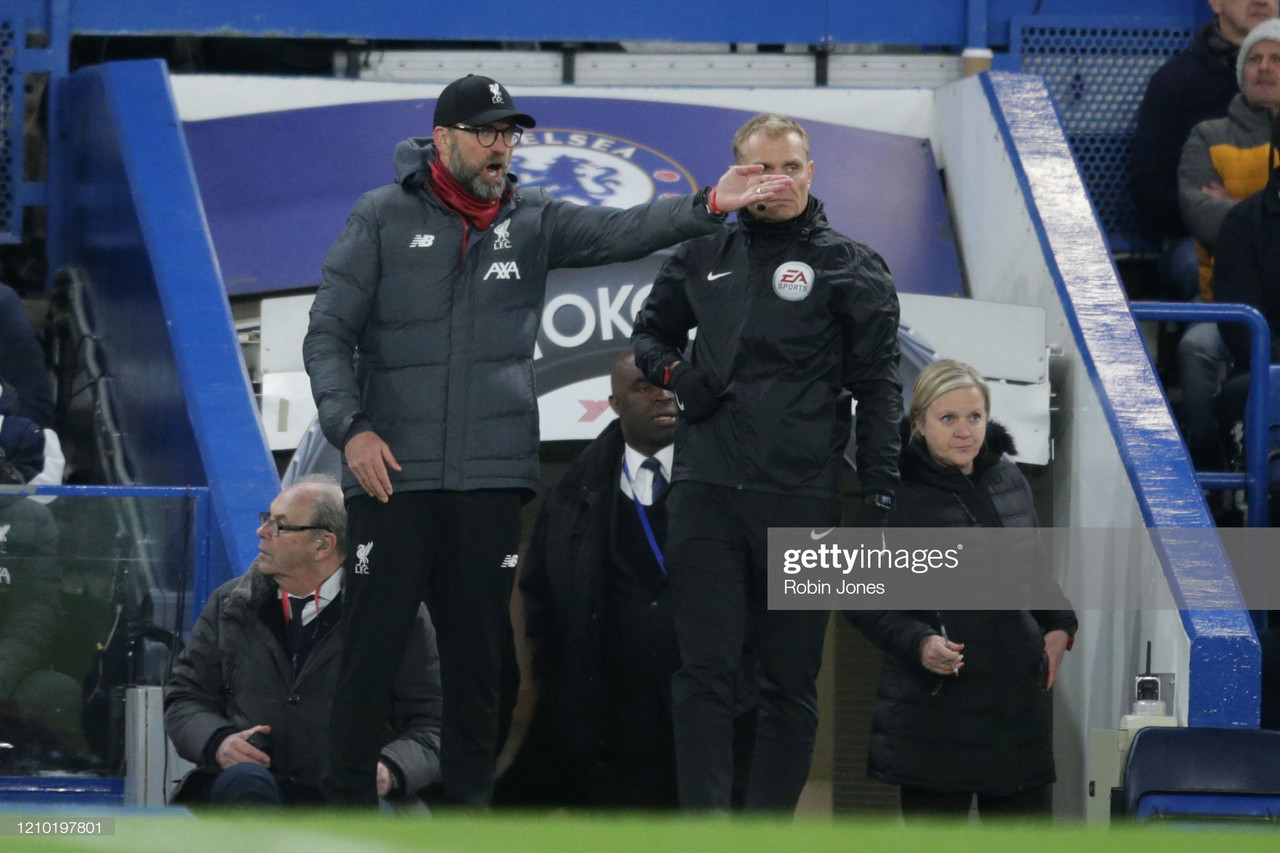 Jurgen Klopp reflects on his side's 2-0 defeat to Chelsea to exit the FA Cup