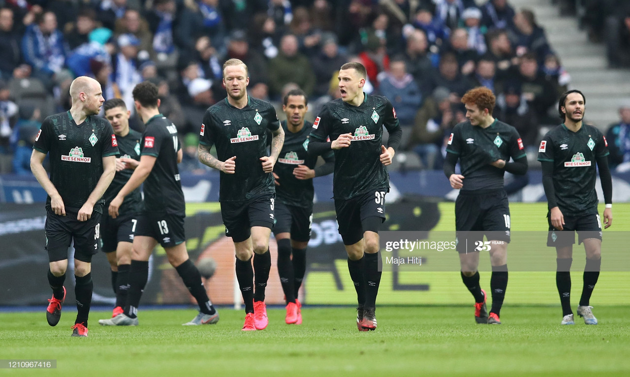 Werder Bremen: Time to make the great escape