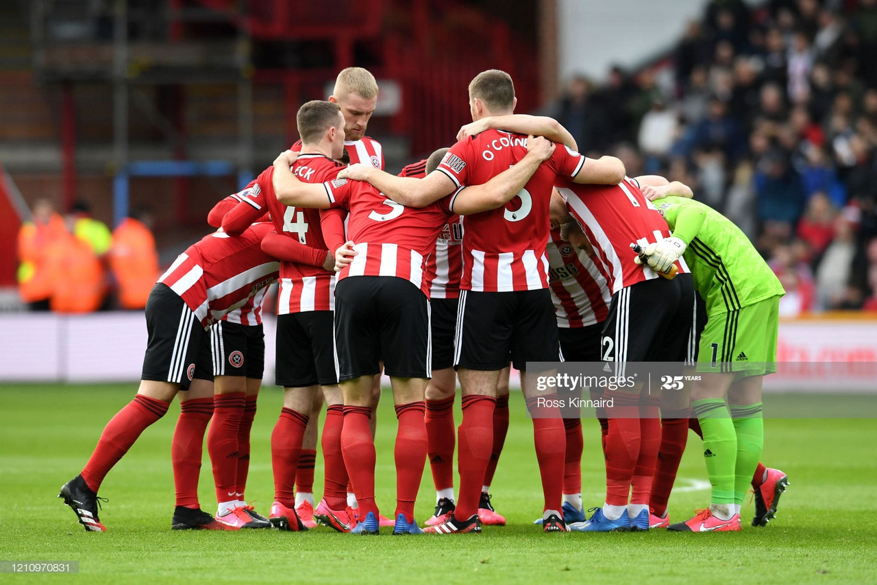 How Sheffield United are especially hurt by the coronavirus hiatus