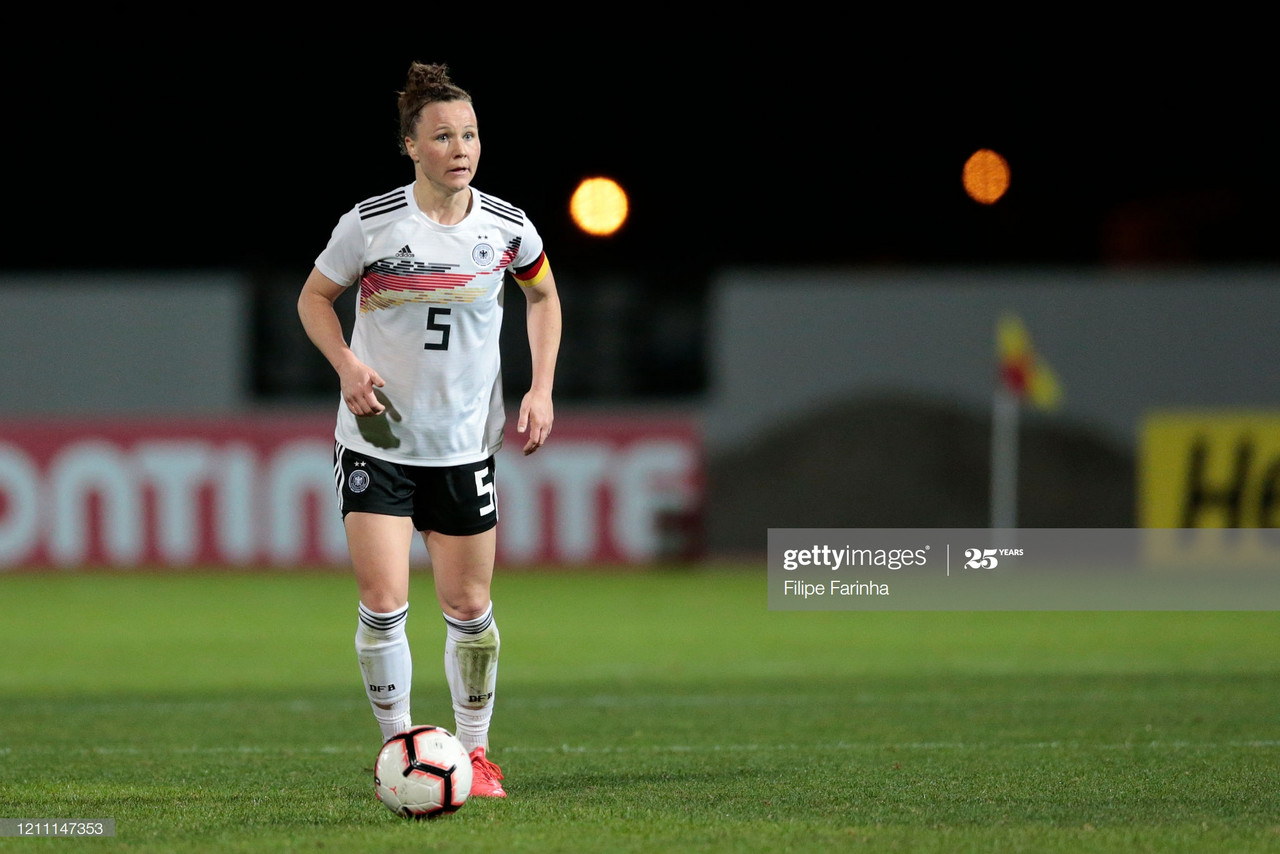 Marina Hegering joins FC Bayern Munich from SGS Essen