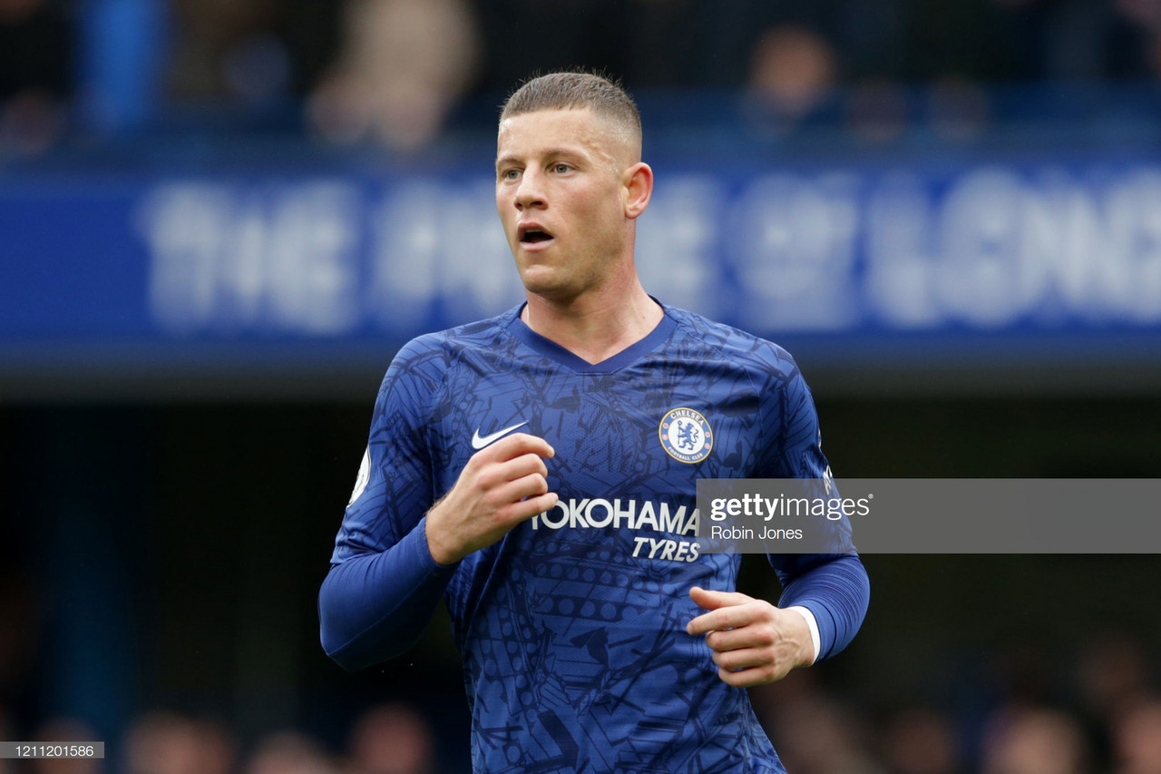 Lampard: All-rounded Barkley is integral to success