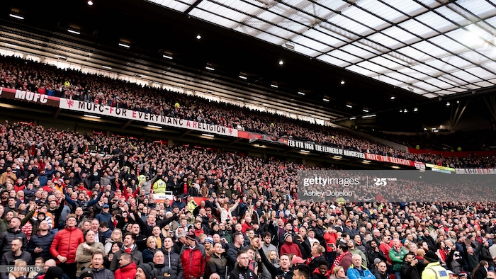 Home-and-away Manchester United fans prepare for behind-closed-doors Old Trafford fixtures