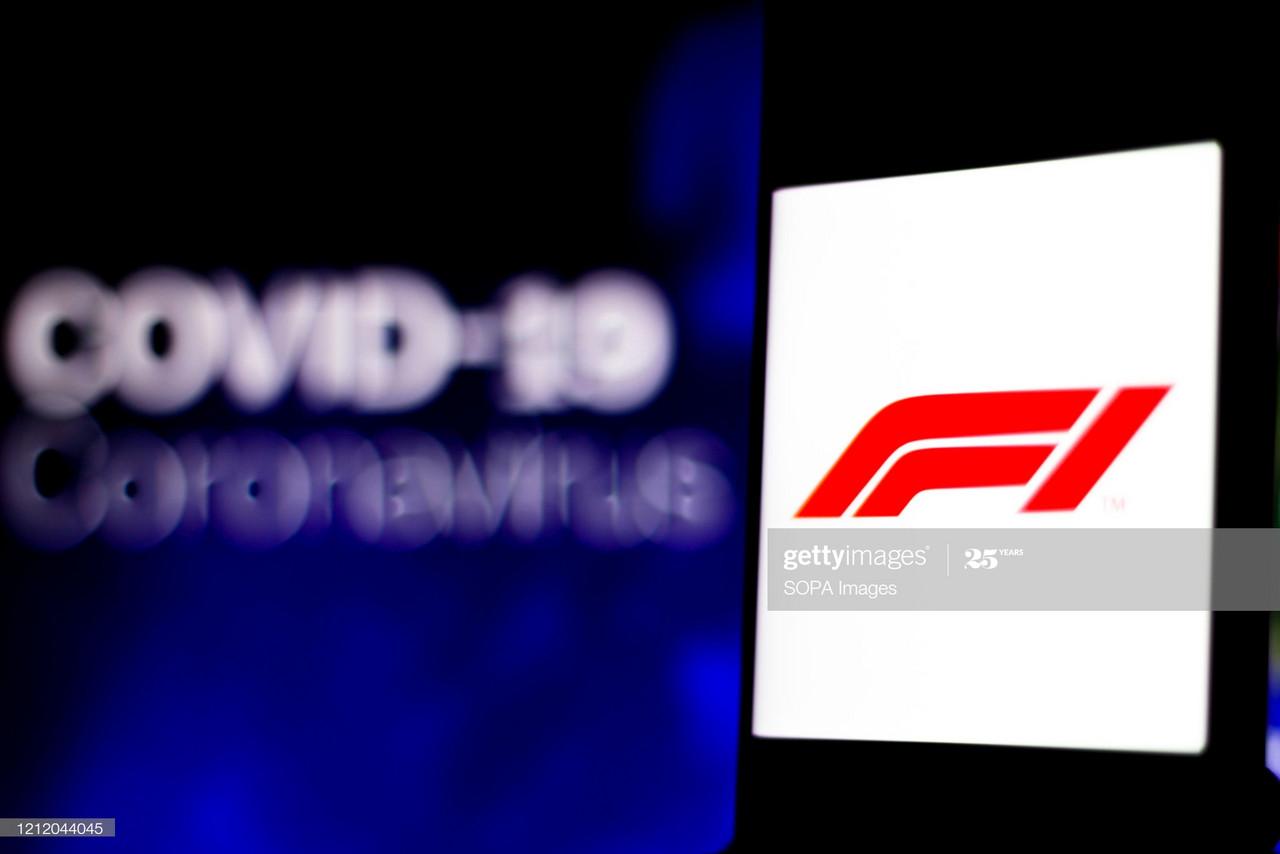 F1 launches #WeRaceAsOne initiative