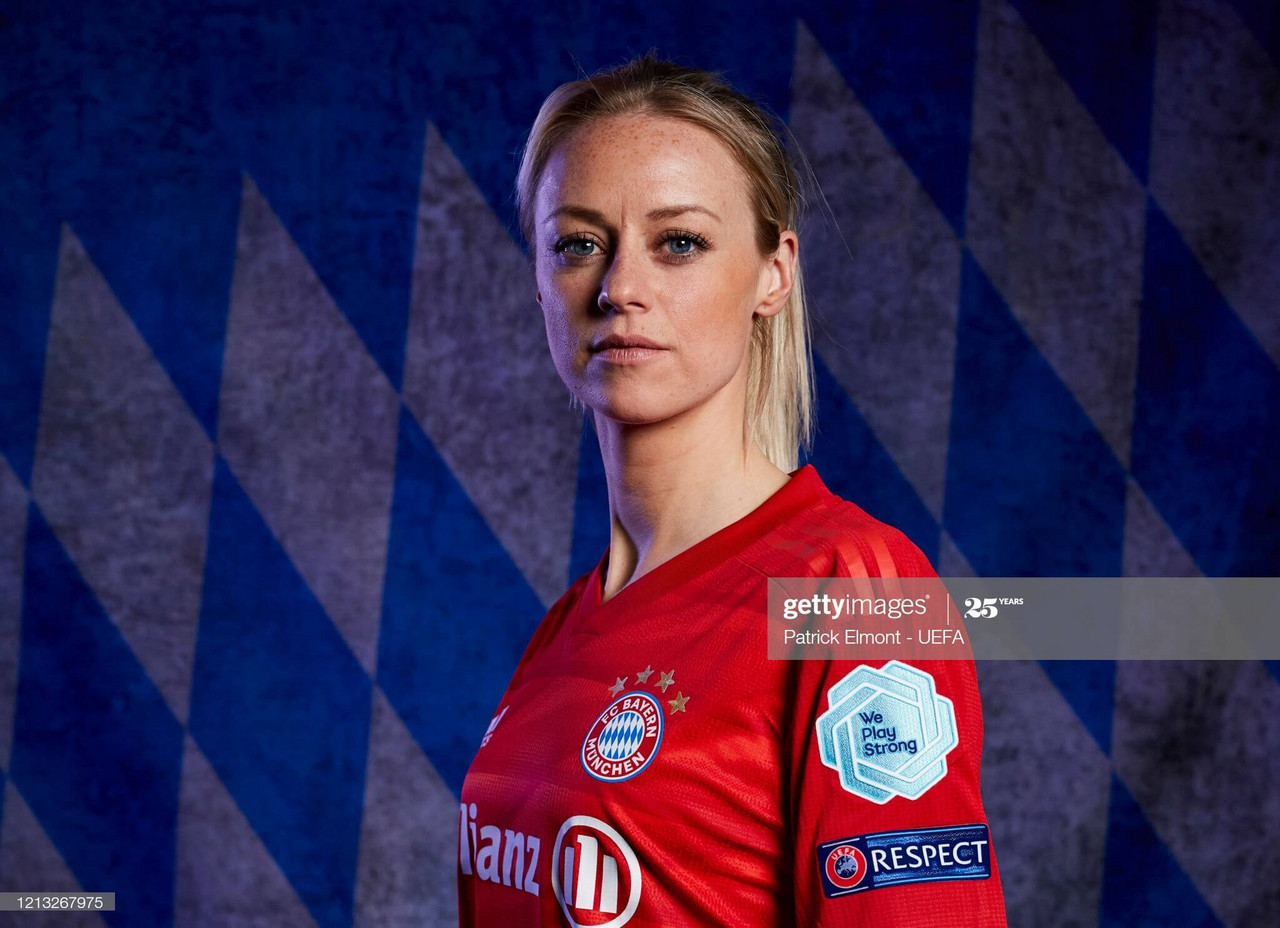 'To win this game we need to tighten our defence' - FC Bayern defender Amanda Ilestedt on Potsdam tie
