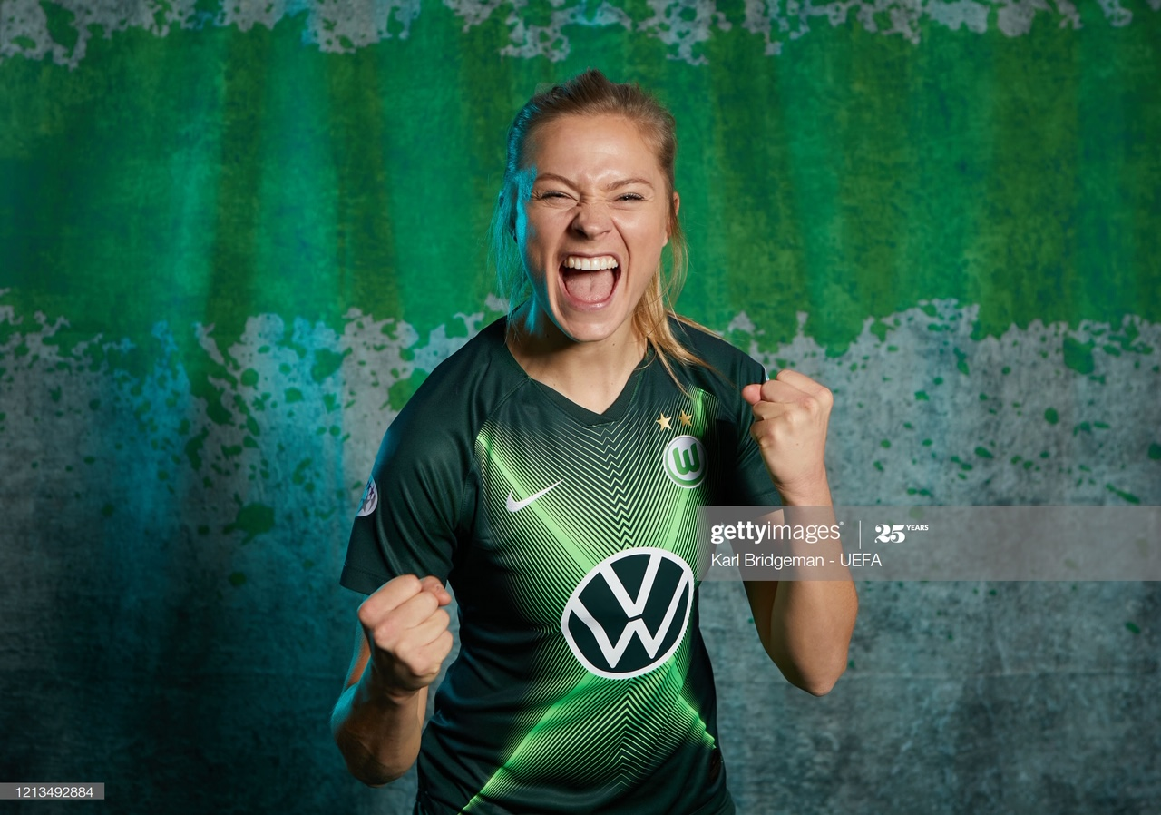 'To win the league has been a personal goal of mine since I moved to Germany' - Fridolina Rolfö talks Wolfsburg's chance to win 4th title in a row