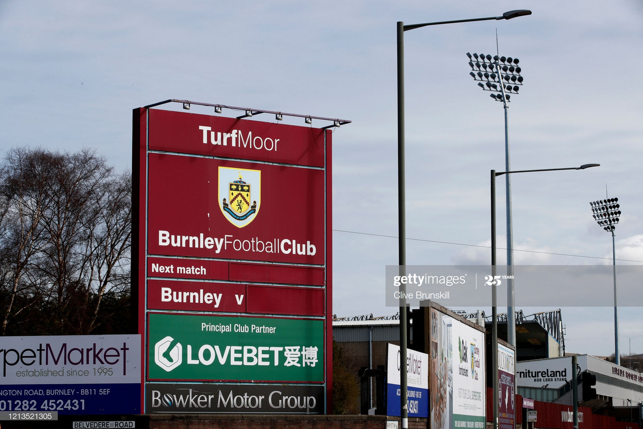 Project Restart: Burnley
