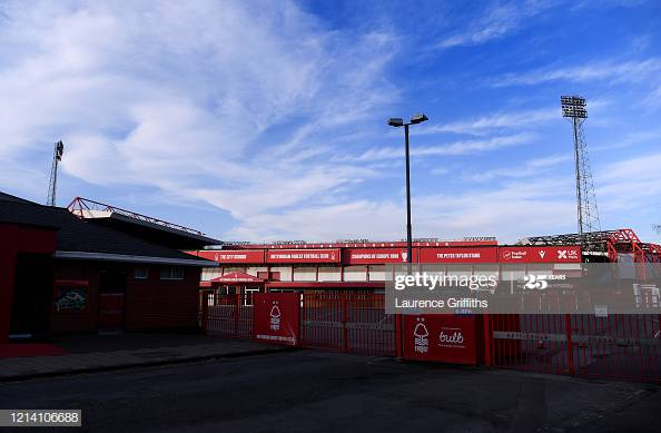 The winners and losers of an empty City Ground