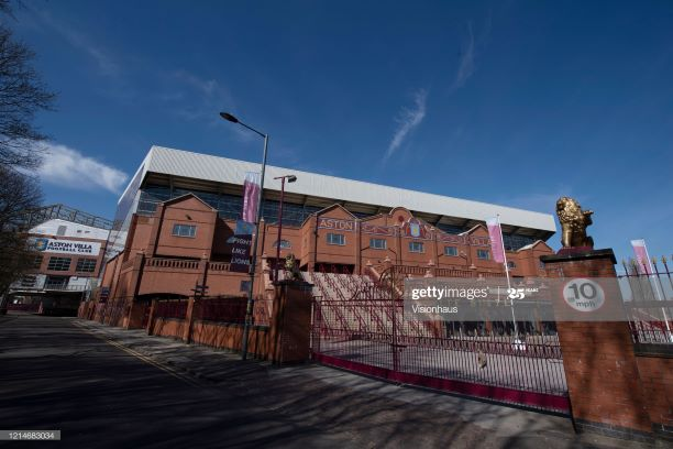 Aston Villa announce Cazoo as new principal partner for 20/21 season