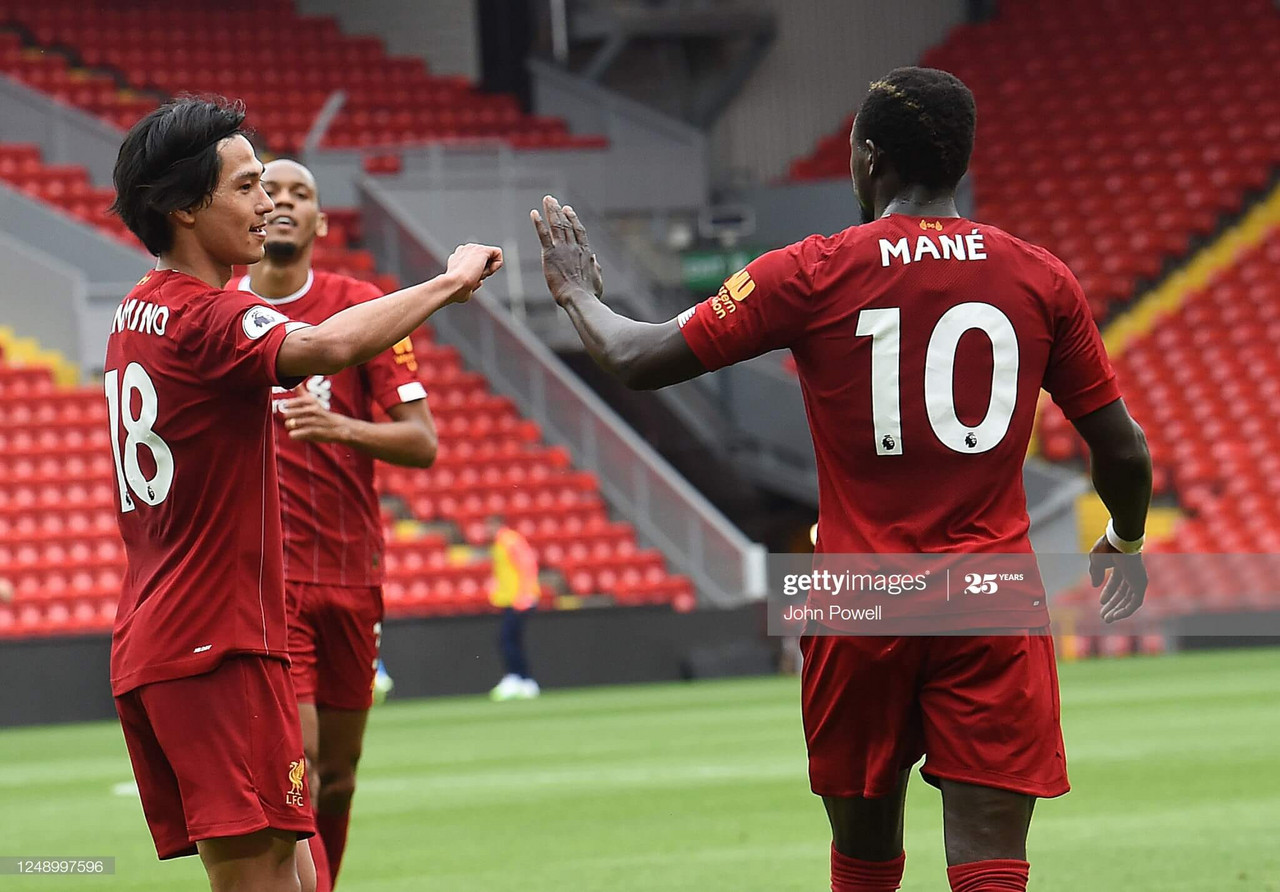 The talking points from Liverpool's friendly win over Blackburn