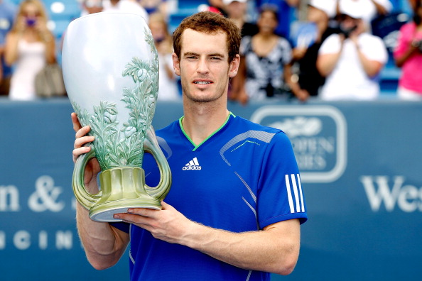 Andy Murray Headlines Men's Singles Wildcards for Western and Southern Open