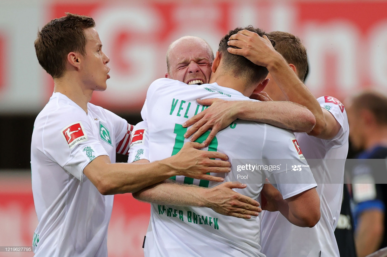 Paderborn 1-5 Werder Bremen: The Green-Whites keep their Bundesliga hopes alive with an emphatic victory