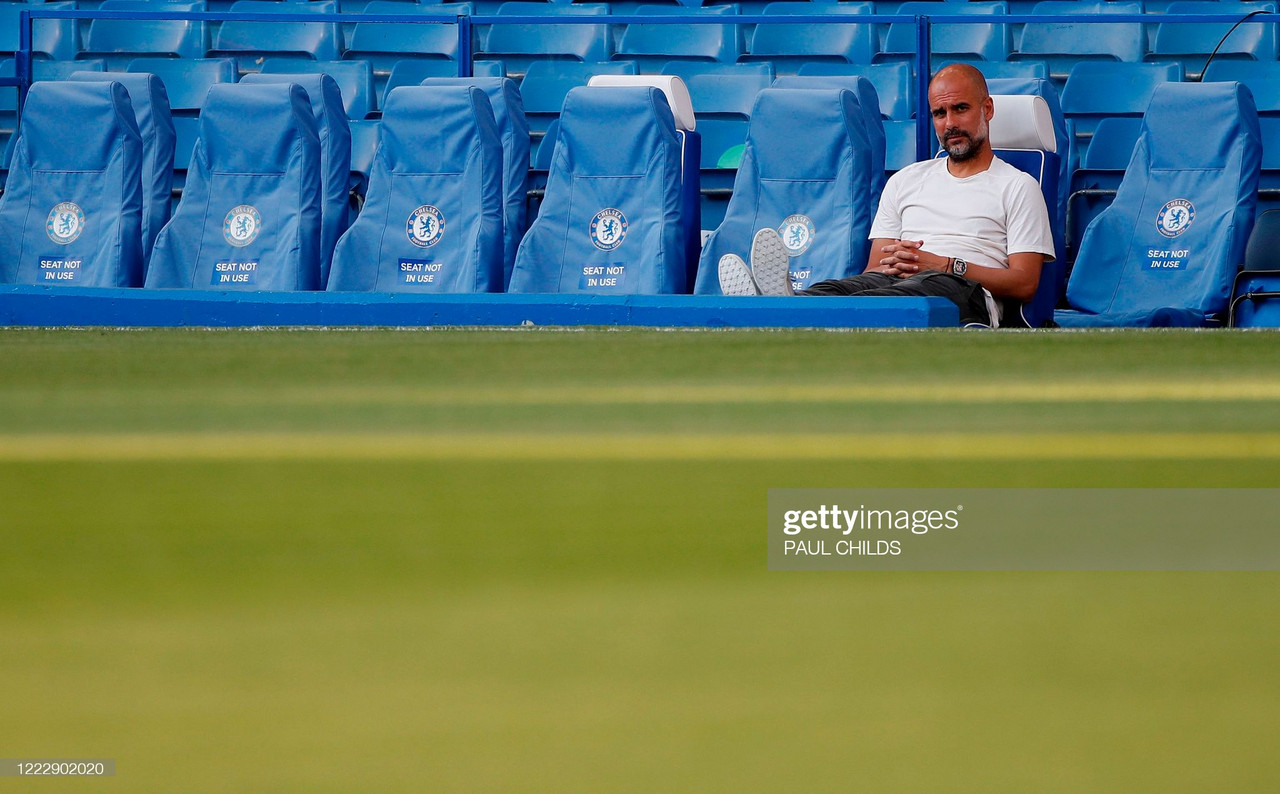 The key quotes from Pep Guardiola's pre-Chelsea press conference