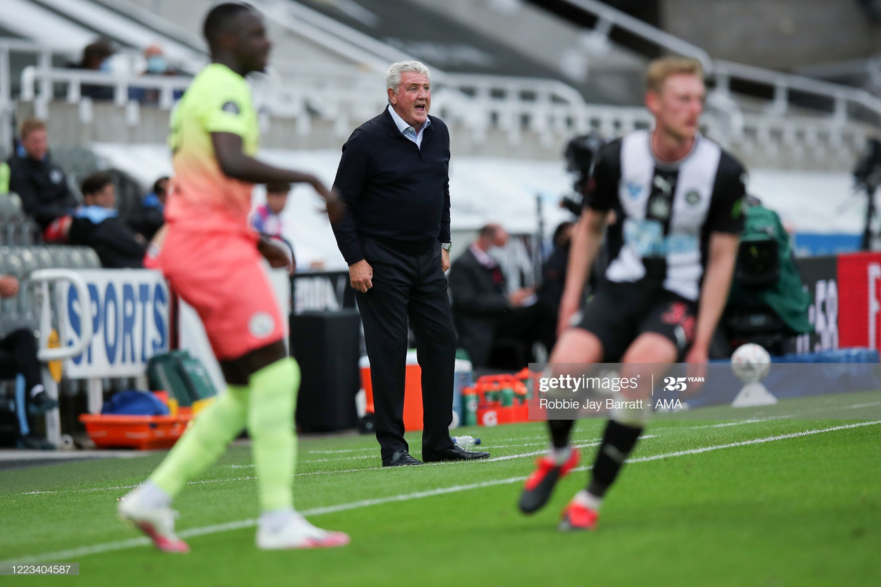 Gayle howler haunts Newcastle boss
