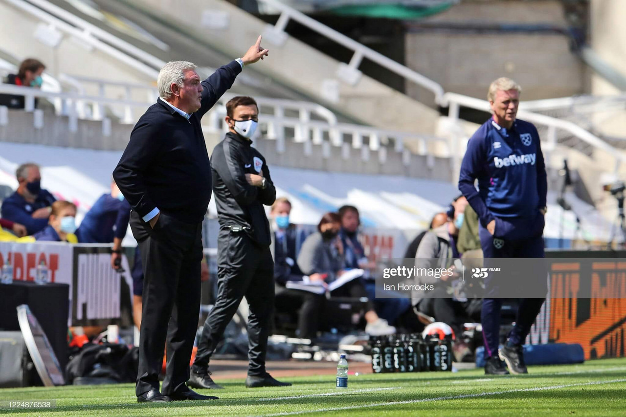 """Steve Bruce commends Newcastle's """"resilience"""" after West Ham draw"""