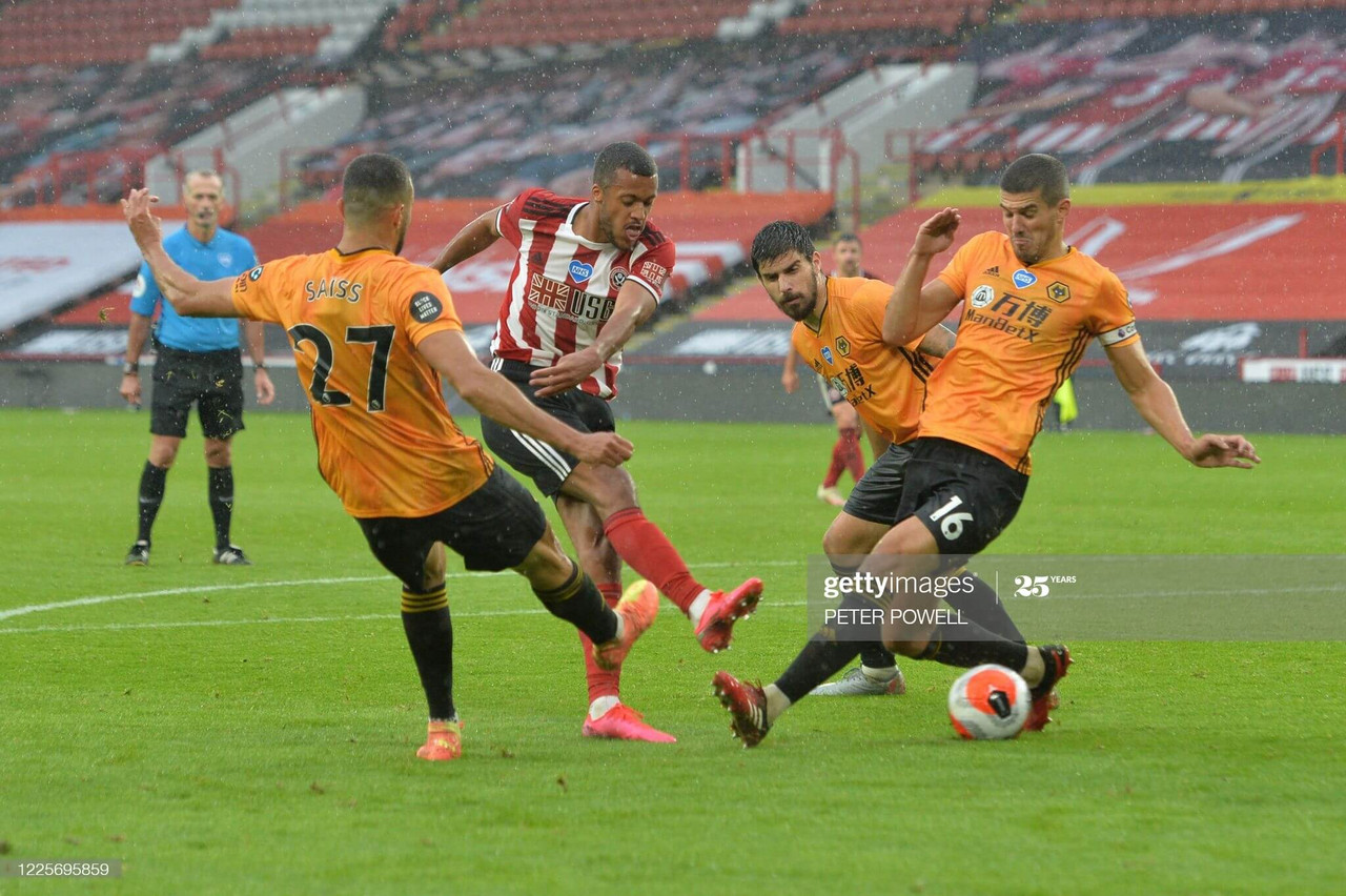 Sheffield United v Wolverhampton Wanderers: Live stream, TV updates and how to watch Premier League match (0-2)