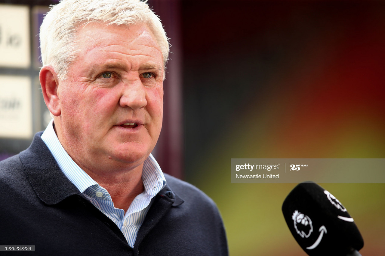 The five key quotes from Steve Bruce's post-West Ham press conference