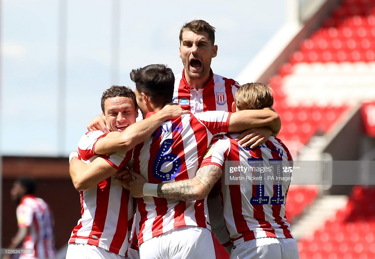 Stoke City 2-0 Birmingham City: Potters grab vital win in battle for safety