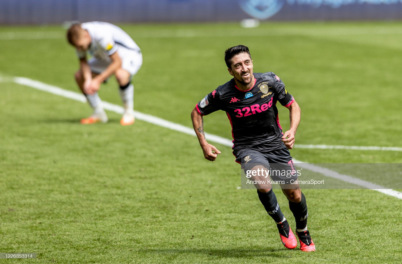 Pablo Hernandez and a Legacy of Moments