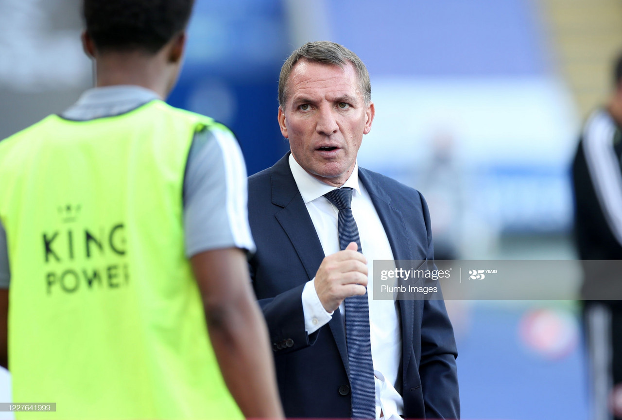 Brendan Rodgers remains confident his side will achieve even more ahead of Tottenham match