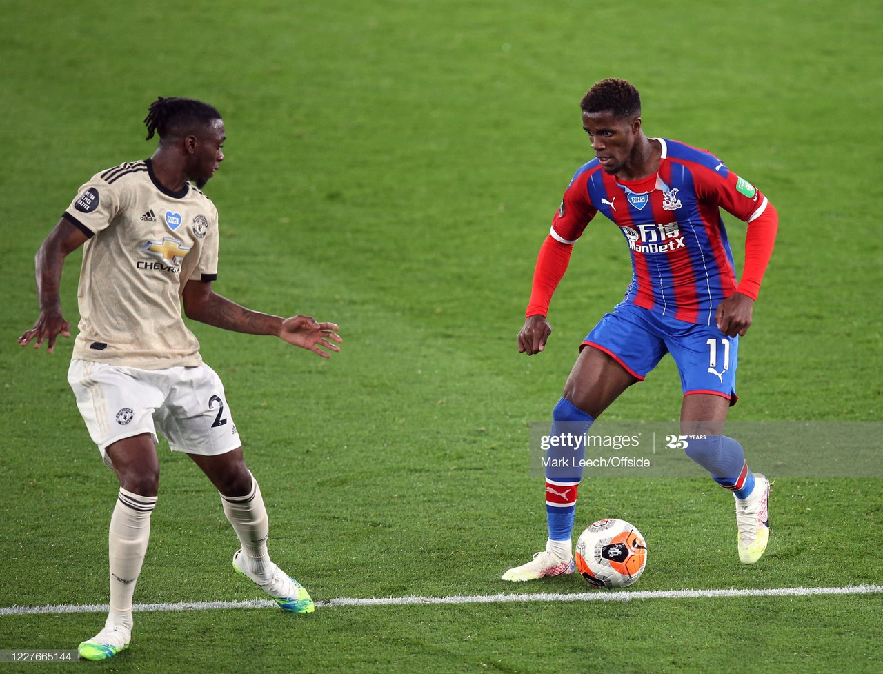 Manchester United vs Crystal Palace Live Score & Stream (0-0): Eze and Batshuayi only make the bench!