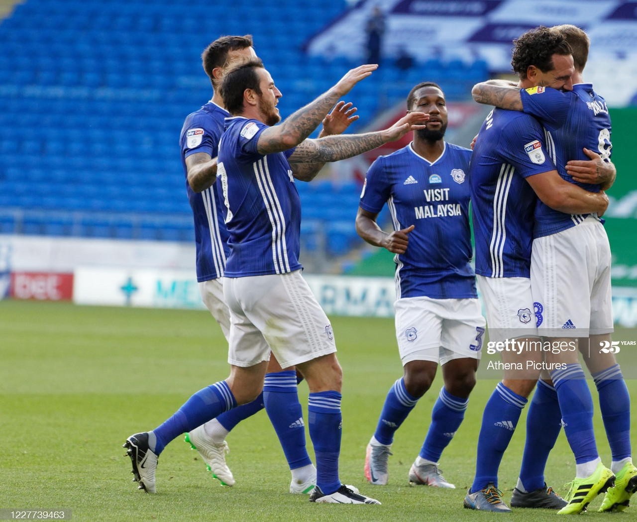 Cardiff City 3-0 Hull City: Bluebirds make play-offs as Tigers relegated