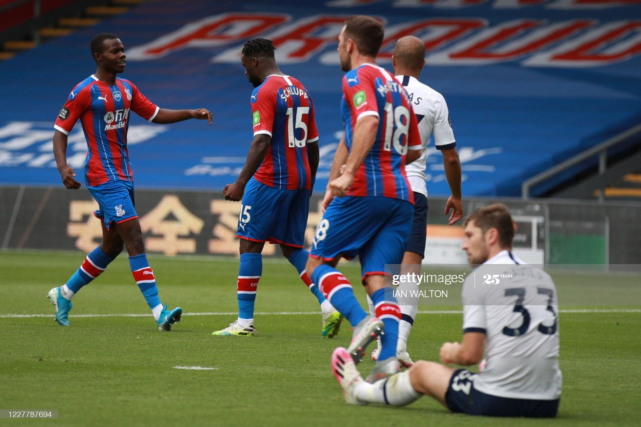 The Warmdown: Schlupp earns a point for Palace as the season comes to a close
