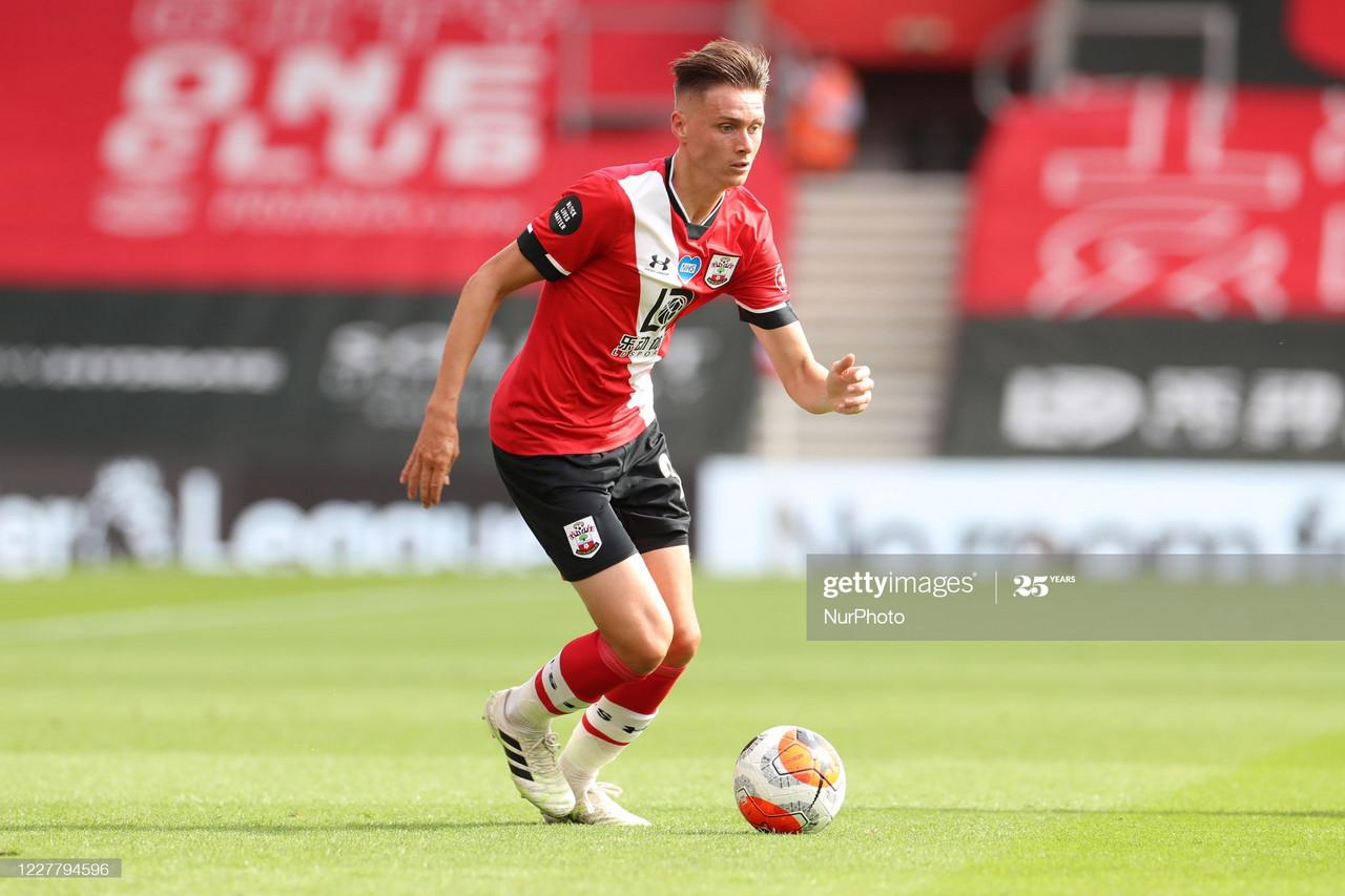 Time to shine, William Smallbone's season to break into Southampton's starting lineup