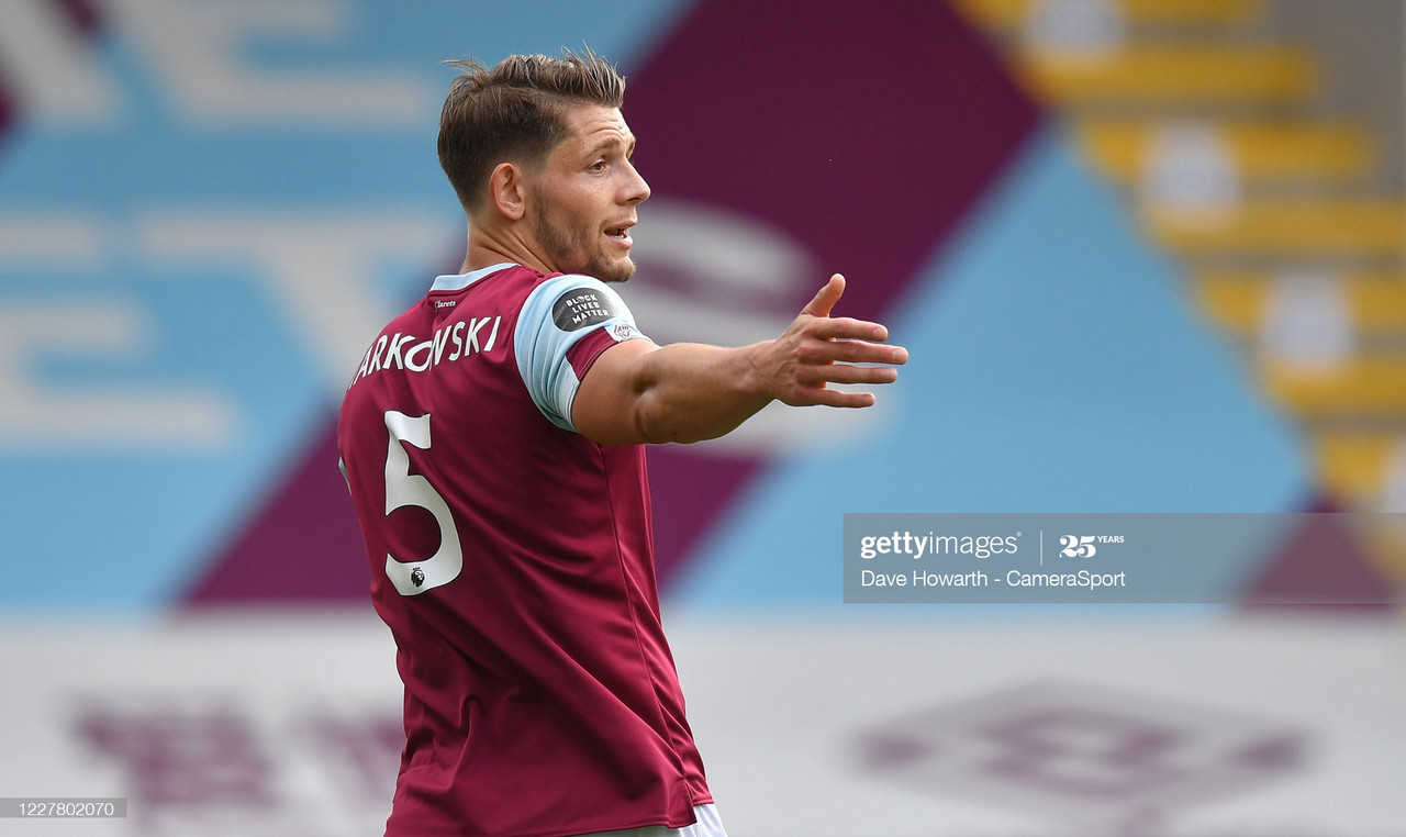 James Tarkowski: One of Europe's Best