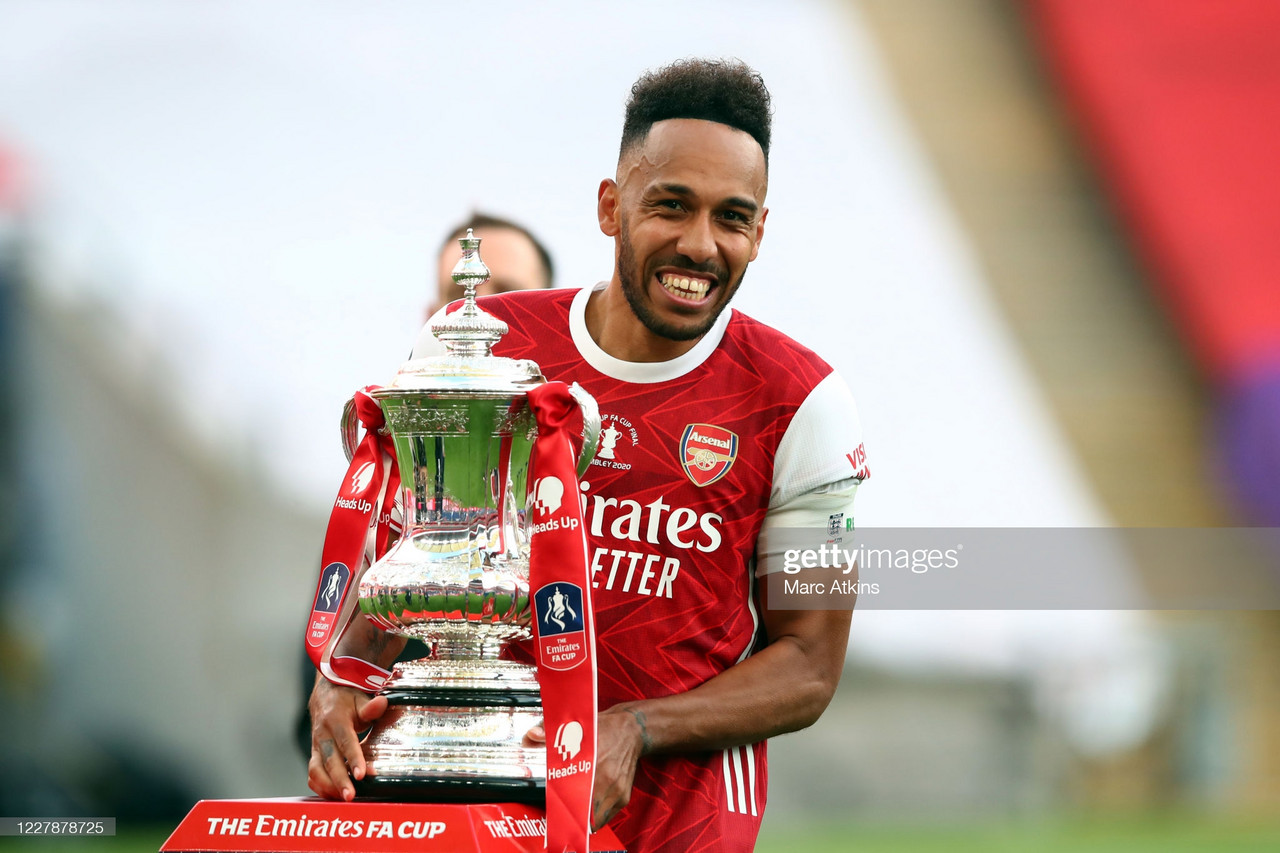 Arsenal's love story with the FA Cup