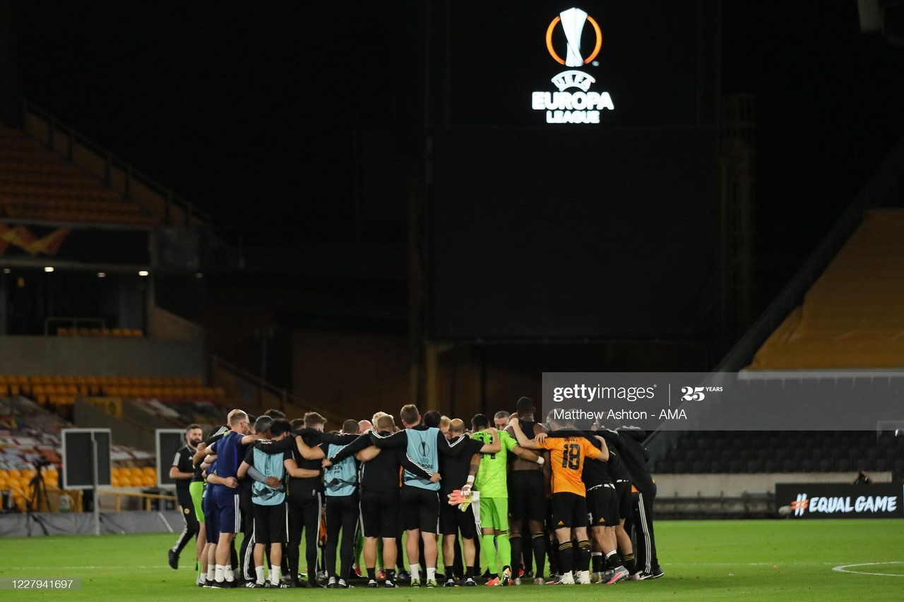 Wolves reach a settlement with UEFA amid breaching  rules