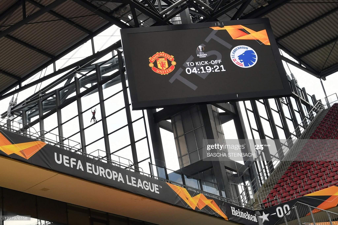 Manchester United vs FC Copenhagen Preview: How to watch, kick off time, predicted line-ups, ones to watch, Varela and the managers relationship