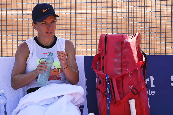 Simona Halep Confirms US Open Withdrawal